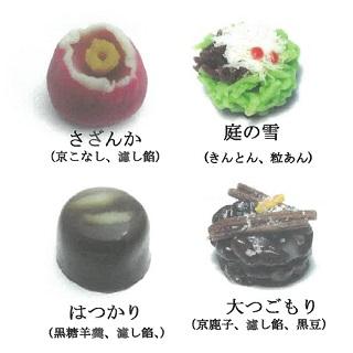 <寿々炉>12月の生菓子