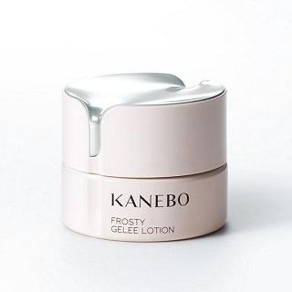 【KANEBO】ひんやりとしたジュレが角層深くまで浸透