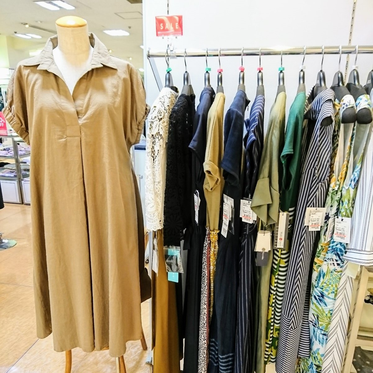 3F【婦人コーディネート】クリアランスセール開催中!