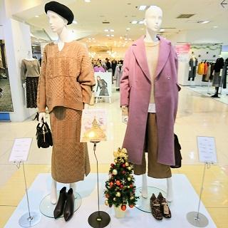 【OZOC】11月のオススメ★セットアップ&コート