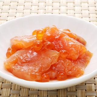 【佐藤水産】鮭のルイベ漬