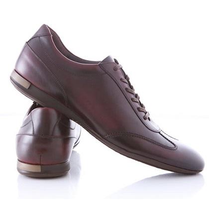 【紳士靴】レザースニーカー