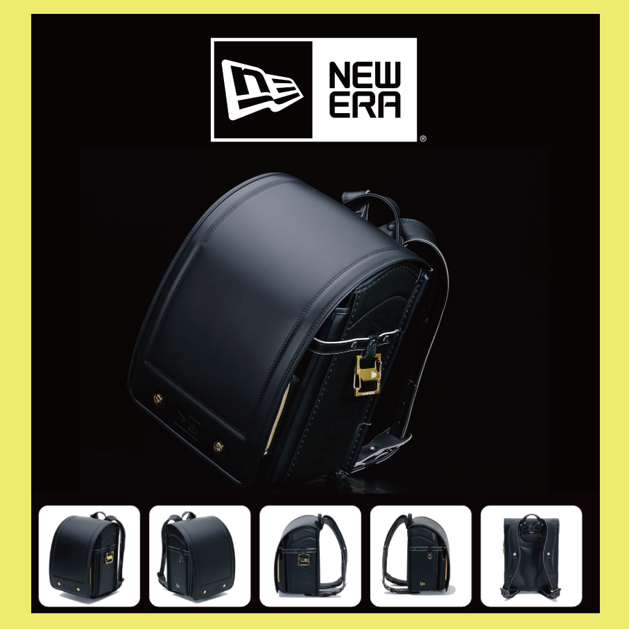 【NEWERA×StompStamp】<br>ランドセル
