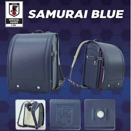 【SAMURAI BLUE×StompStamp】