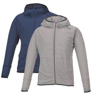 トランスウェット・スコーロンを使用したジャケット