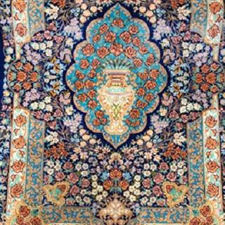ペルシャ絨毯 逸品展