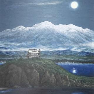 藤島廣司 油彩画展