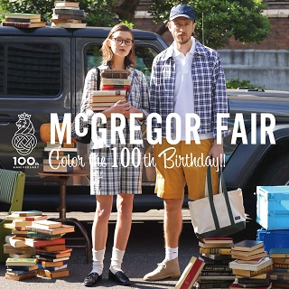 <マックレガー><br>McGREGOR FAIR