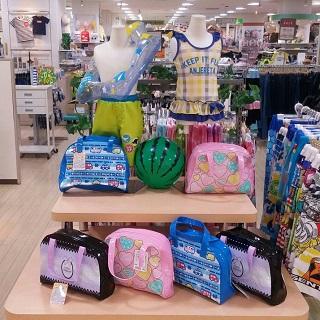 【子供服】水着販売スタート