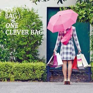 【HEALTHY BACK BAG】期間限定ショップ