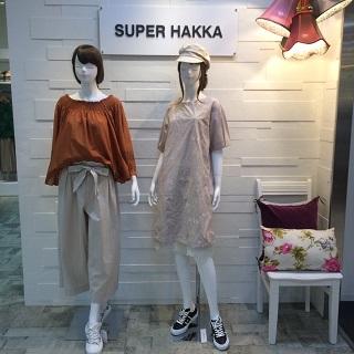 SUPER HAKKA 店内60~50%OFF!!