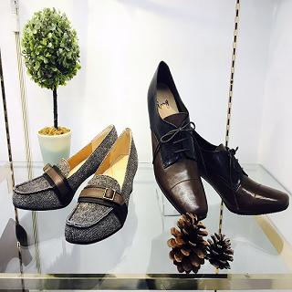 【婦人靴】秋の新作パンプス入荷