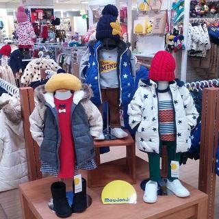 【moujonjon】冬アウターがアツい!たっぷりご紹介します!