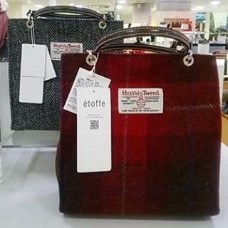 【婦人鞄】etoffe<エトフ>期間限定販売