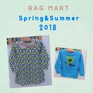 【RAG MART】春物新作が登場しました!