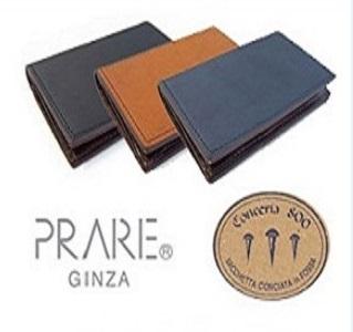 【PRARE】新作メンズ財布小物 CLASSICO