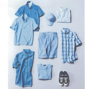 MENS McGREGOR 「Cool Blue Fair」