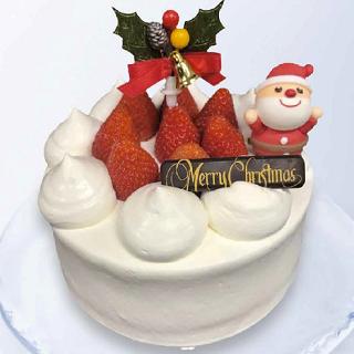 2018クリスマスケーキご予約承り