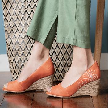 【婦人靴】キャメロット:春得クーポンプレゼント