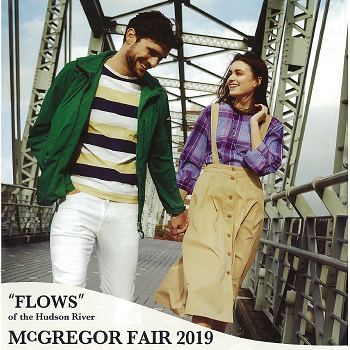 McGREGOR FAIR 2019開催中
