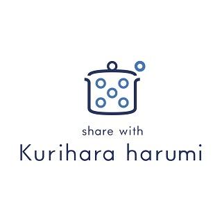 share with Kurihara harumi お取扱い開始のお知らせ