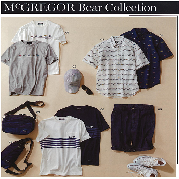McGREGOR BearCollectionフェアー