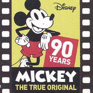ミッキーマウススクリーンデビュー90周年記念<br>Circle of Disney Friends