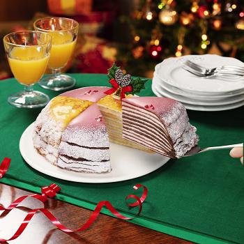 ドトールコーヒー<br>クリスマスケーキご予約承り中!