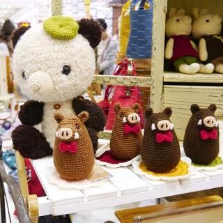 移動雑貨店<br>Skip × Pochette クリスマス蚤の市