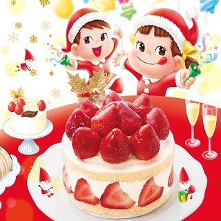FUJIYA<br>クリスマスケーキご予約承り中