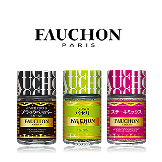 FAUCHON<br>スパイスシリーズ