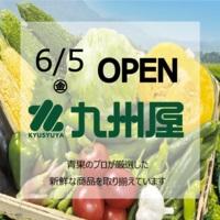 NEW OPEN<br>九州屋