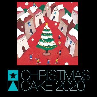 さくら野のクリスマスケーキ