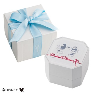 【YAMANO JEWELRY】Disney Braidal Collection