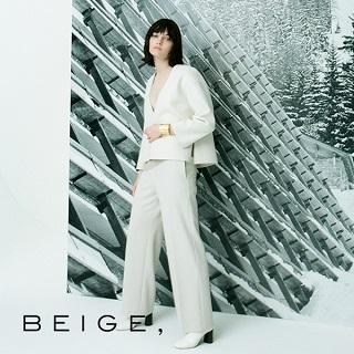 【サンドバーグ】NEW BRAND  『BEIGE,(ベイジ,)』